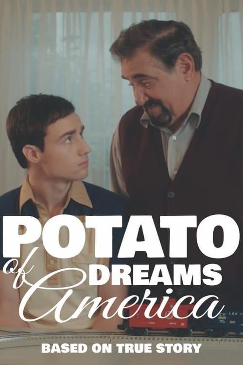 Potato Dreams of America (2021) Poster