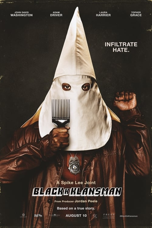Free Download BlacKkKlansman