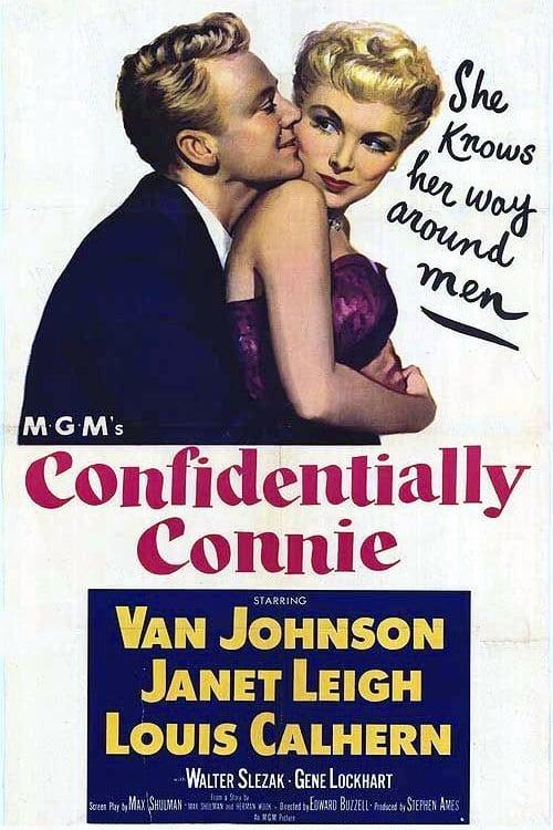 Mira La Película Confidentially Connie Doblada Por Completo