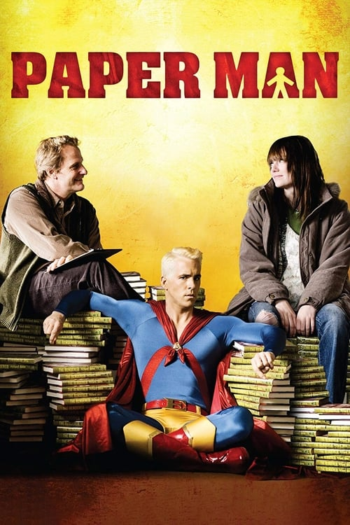 Watch Paper Man (2009) Movie Free Online