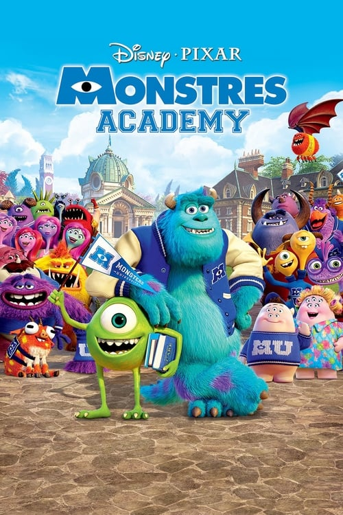 [FR] Monstres Academy (2013) streaming vf hd