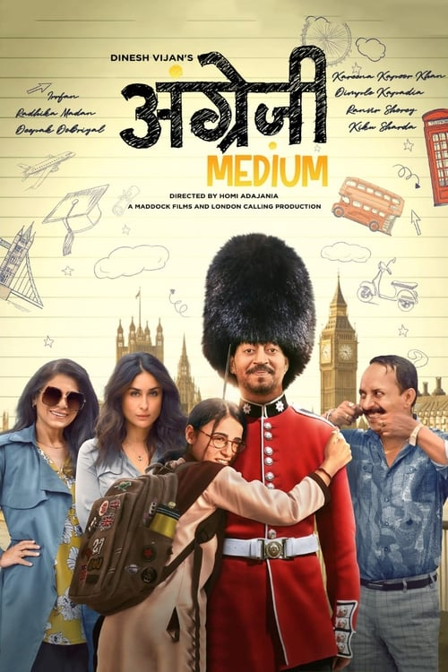 Streaming Angrezi Medium (2020) Movie Free Online