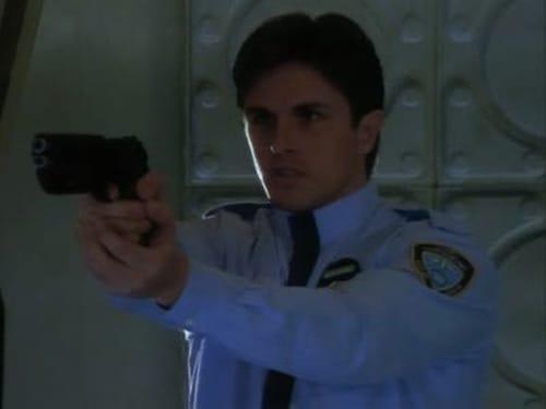Space Precinct: Season 1 – Episode Takeover