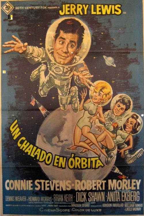 Descargar Película Un chalado en órbita Con Subtítulos En Español