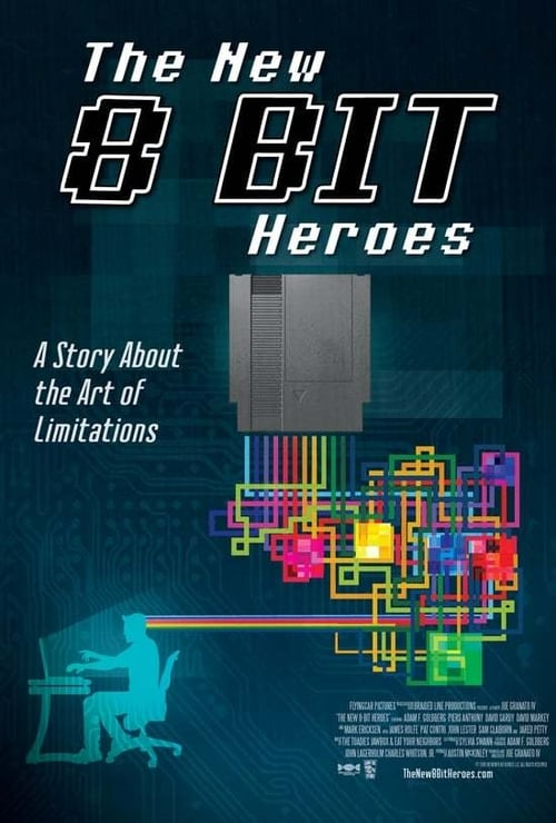 The New 8-bit Heroes poster