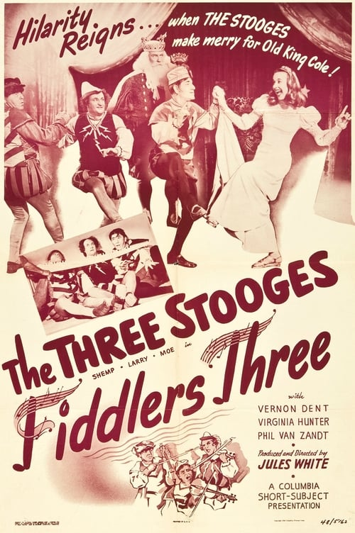 Ver pelicula Fiddlers Three Online