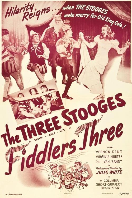 Ver pelicula Fiddlers Three Online