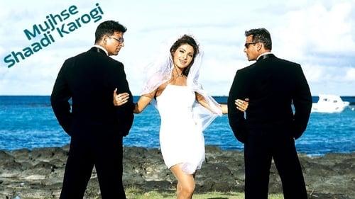 Watch Mujhse Shaadi Karogi (2004) in English Online Free   720p BrRip x264