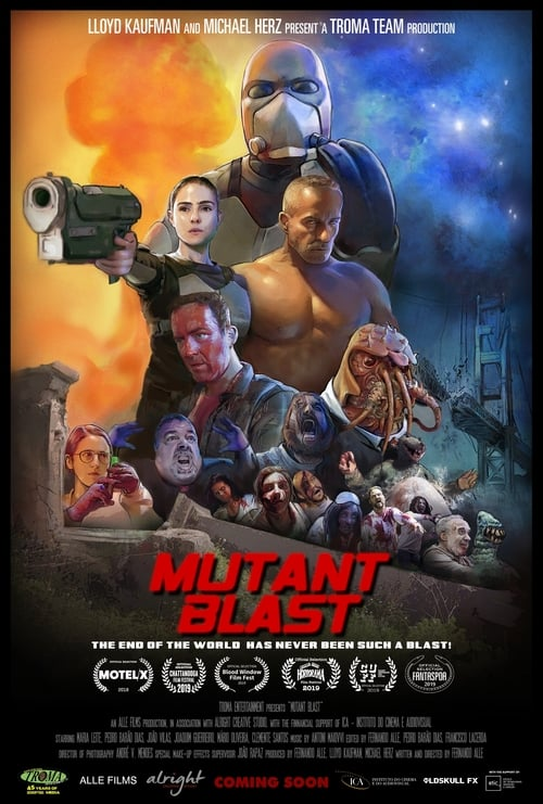 Assistir Filme Mutant Blast Com Legendas On-Line