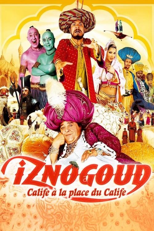 Iznogoud : Calife à la place du Calife