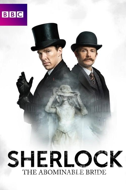 Nonton anime Sherlock: The Abominable Bride (2015)