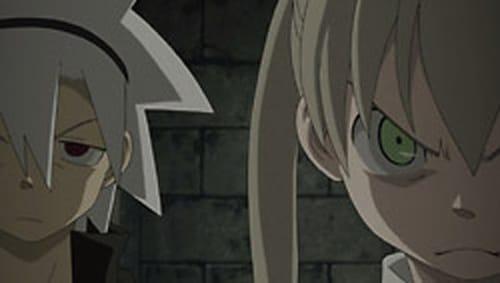 Uma nova jogada! Medusa entrega-se à Shibusen?