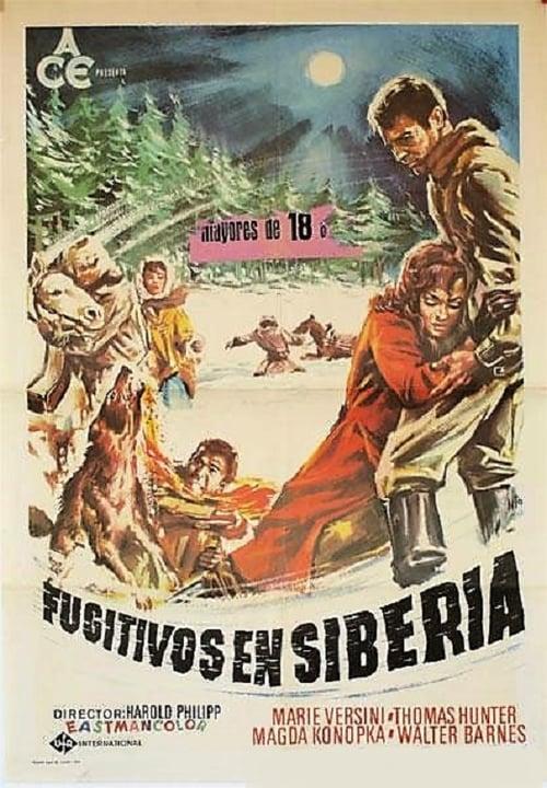 Película Fugitivos en Siberia En Línea