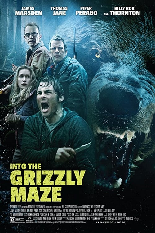 Streaming Into the Grizzly Maze (2015) Best Quality Movie
