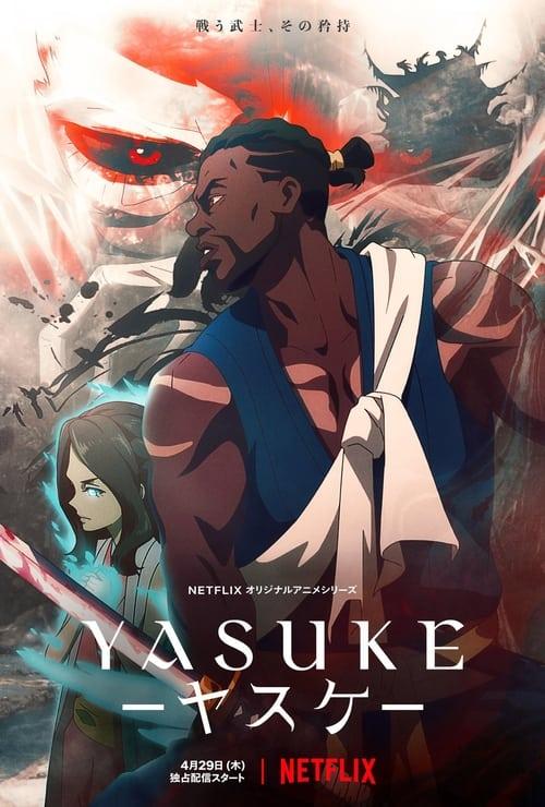 Yasuke 1ª Temporada Dual Áudio 2021 - FULL HD 1080p Completo