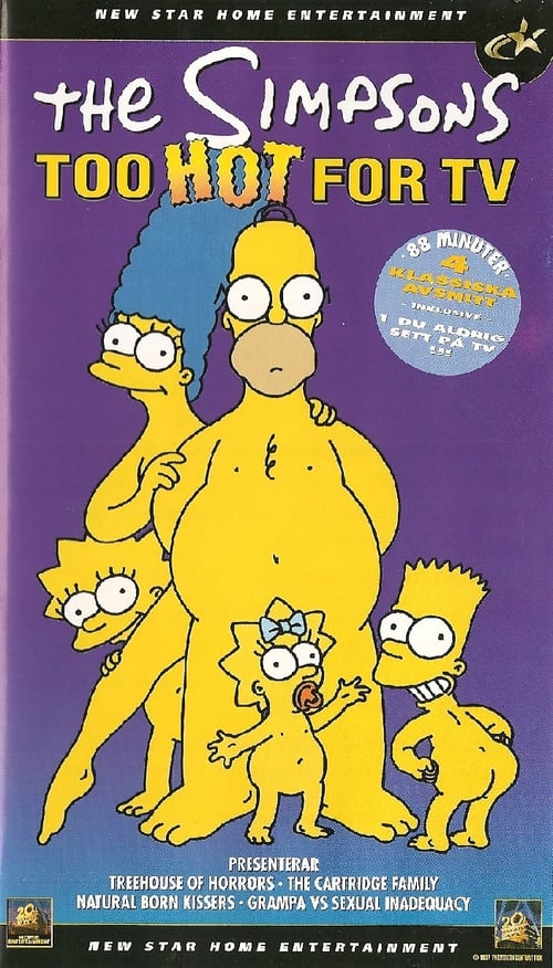 Assistir Filme The Simpsons: Too Hot For TV Online Grátis