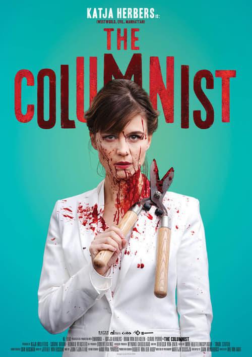 The Columnist (2020) Poster