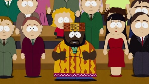 South Park - Season 4 - Episode 7: Chef Goes Nanners