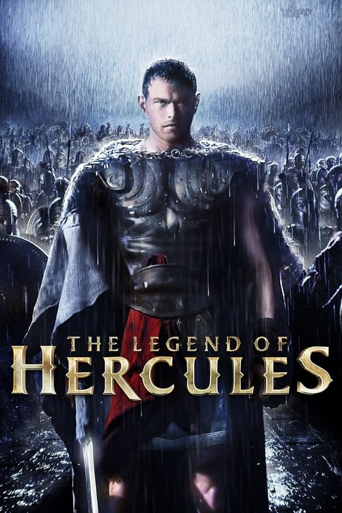 The Legend of Hercules (2014) Poster