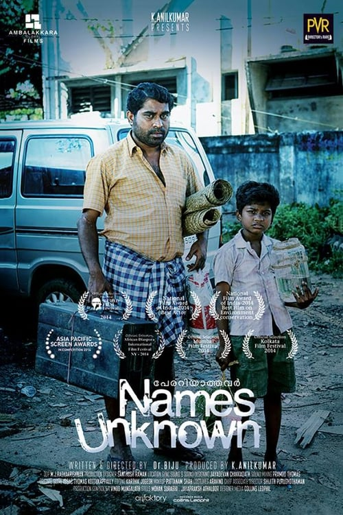 Names Unknown (2014)