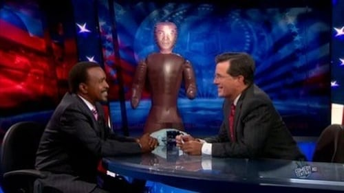 The Colbert Report 2010 Blueray: Season 6 – Episode Michael Posner