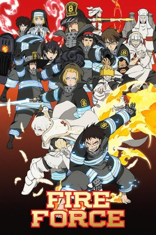 Fire Force-Azwaad Movie Database