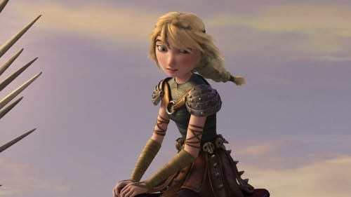 DreamWorks Dragons: Race to the Edge Pt. 3 – Episod Family on the Edge