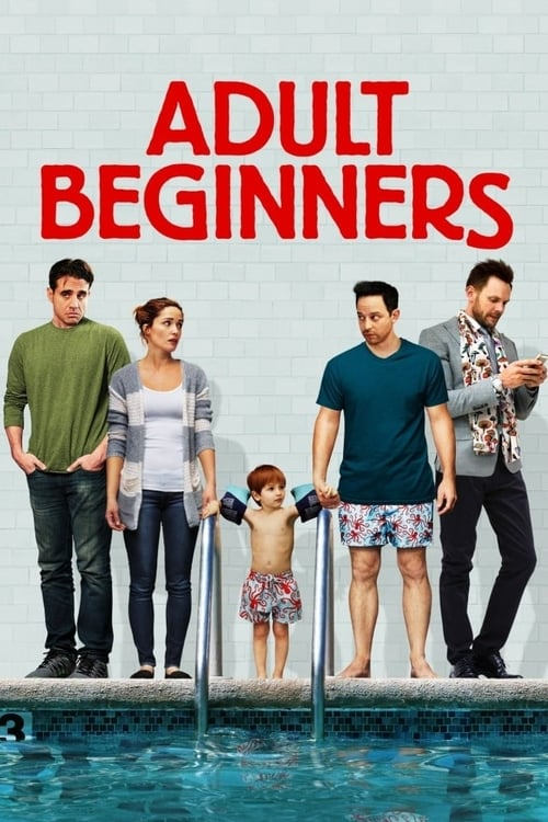 Adult Beginners - Poster