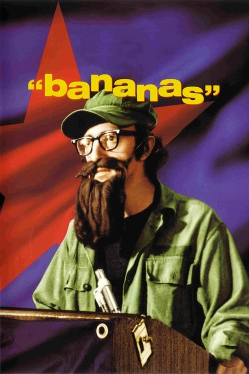 Watch Bananas (1971) Movie Free Online