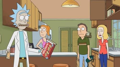 Rick y Morty - 1x08