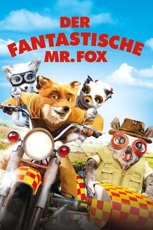 Der fantastische Mr. Fox - Abenteuer / 2010 / ab 6 Jahre