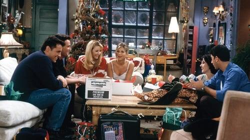 Aquele com o pai da Phoebe