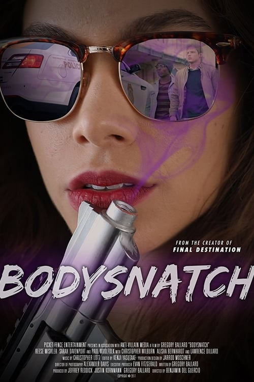 Bodysnatch poster