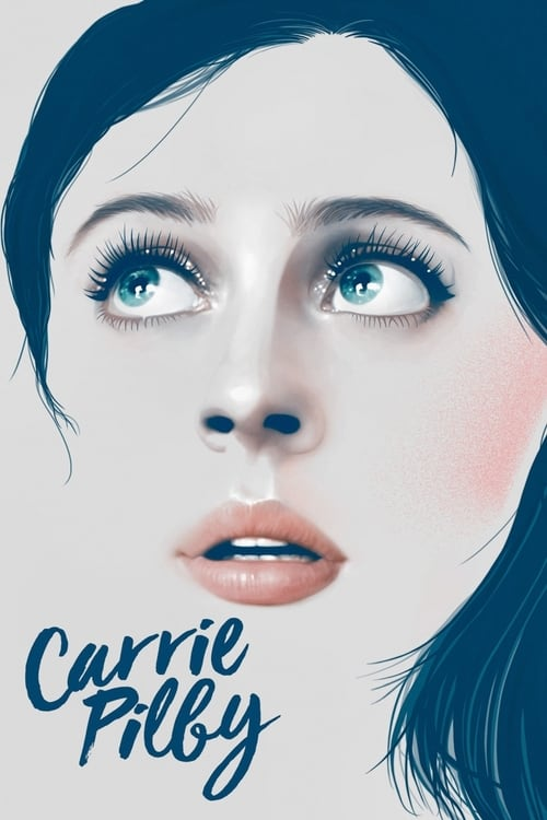 Carrie Pilby (2017) Poster