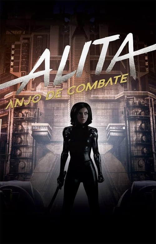 Assistir Alita: Anjo de Combate 2018 -  Dublado Online Grátis HD
