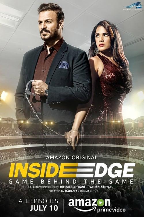 Inside Edge - Poster