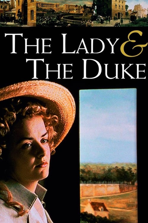 Largescale poster for The Lady and the Duke