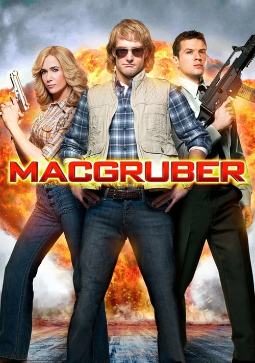 MacGruber - Poster