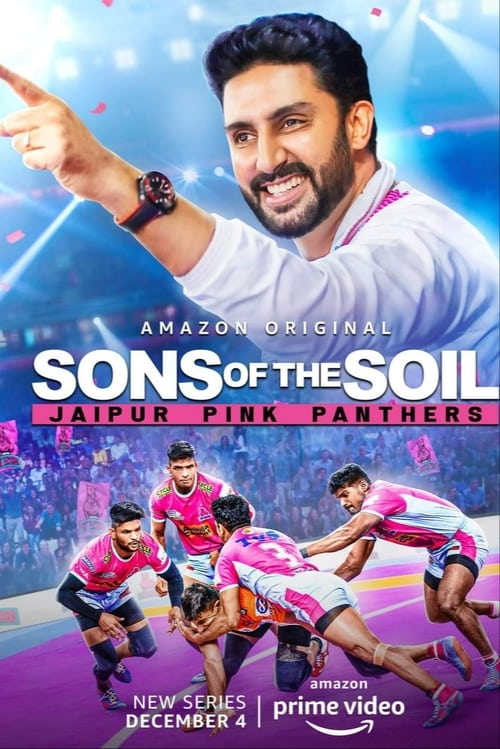 Sons of the Soil: Jaipur Pink Panthers ( Sons of The Soil - Jaipur Pink Panthers )