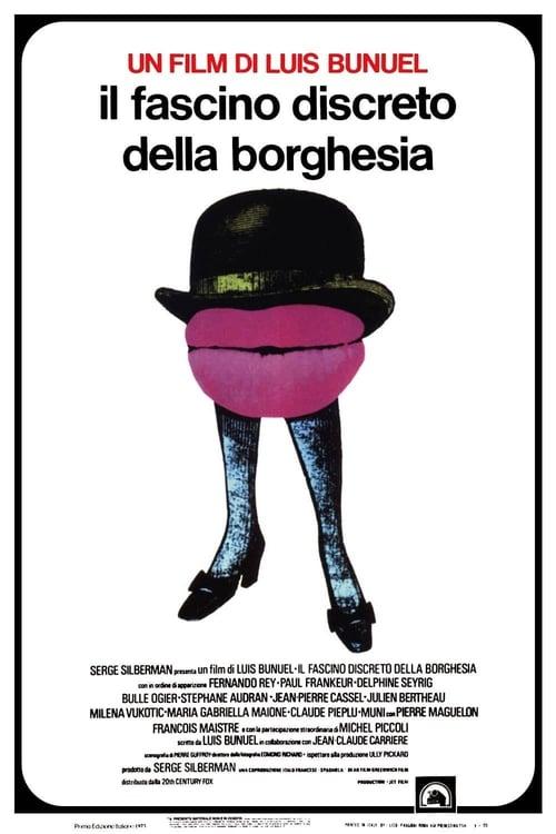Il fascino discreto della borghesia (1972)