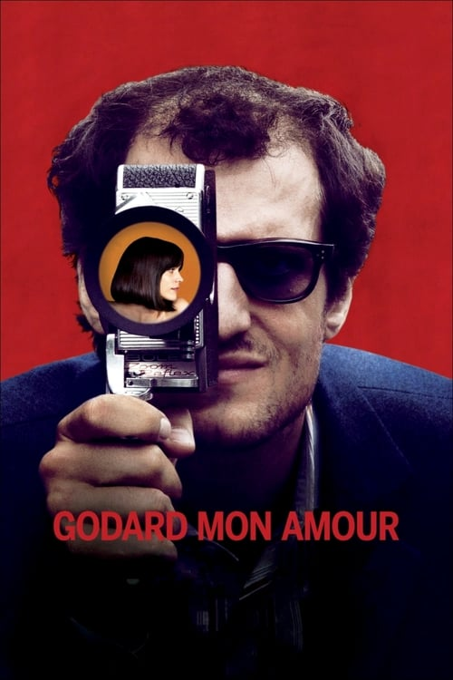 The poster of Godard Mon Amour
