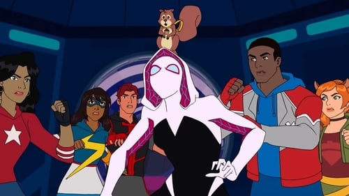 Marvel Rising: Chasing Ghosts [2019]