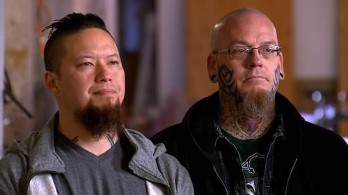 Ink Master 2017 Amazon Prime: Shop Wars – Episode Drill Baby, Drill