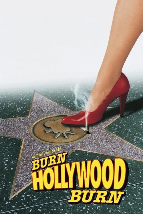 An Alan Smithee Film: Burn, Hollywood, Burn