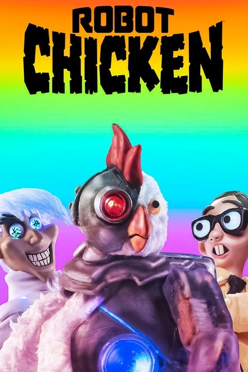 Robot Chicken-Azwaad Movie Database