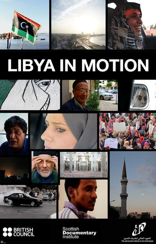 Libya in Motion with excellent audio/video quality and virus free interface