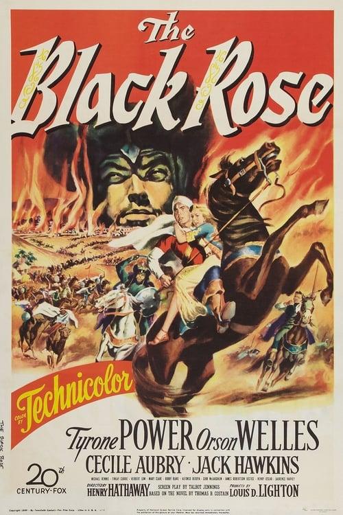 The Black Rose 1950
