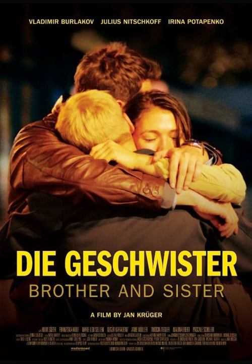 Brother and Sister (2016) Poster