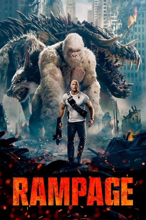 Rampage Hindi Dubbed Hollywood Movie 2018 Watch online HD