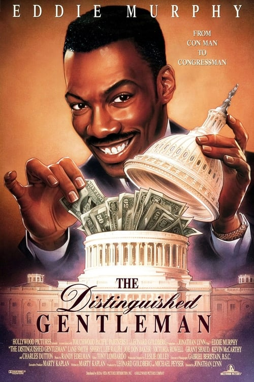The Distinguished Gentleman (1992) Poster